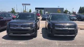 2020 Kia Telluride SX vs EX trim level. Side by side. Worth to pay more?!