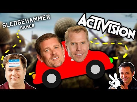 Michael Condrey Leaves Sledgehammer, Now Activision Executive - Reaction (In the Middle of COD WW2?)