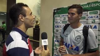 Diário de Goias entrevistou Otacildo que surge como revelação do Goiás em 2017