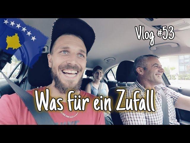 Per Anhalter nach Prishtina, Kosovo ⎜ Vlog #53