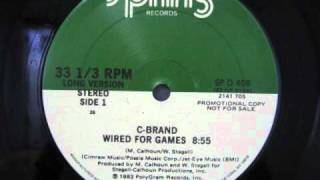 C Brand-Wired For Games (Original 12