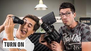 54.000 Euro für eine Kamera?! Das kann die RED Epic-W – TURN ON Tech