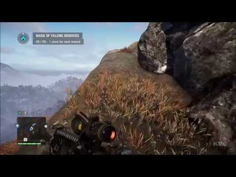 Far Cry 4 - Mask Of Yalung Location - #51 – X:753 Y:709 (PC HD) [1080p]