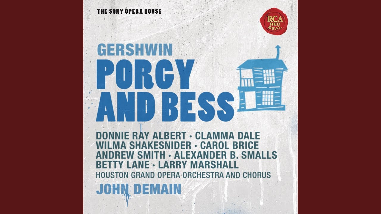 An introduction to the analysis of porgy and bess musical