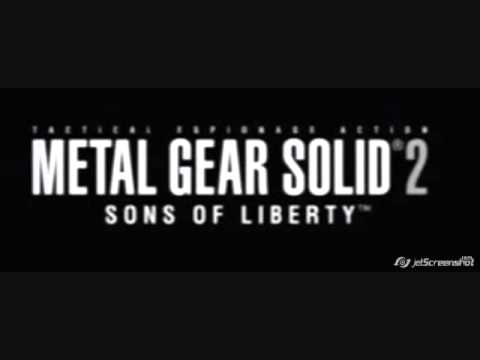 Rare and Unused Codec Calls  Metal Gear Solid 2
