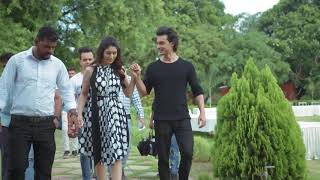 Loveyatri - Varanasi Promotions | Aayush Sharma | Warina Hussain | Abhiraj Minawala | 5th October'18