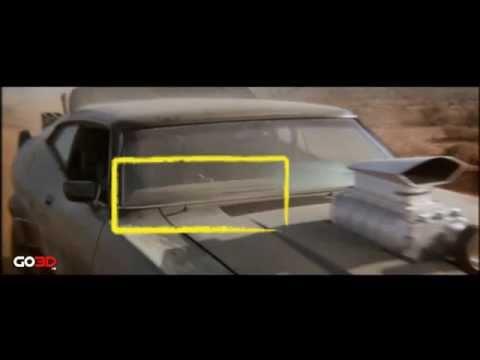 Mad Max 1 et 2 , gaffes de tournage ou de montage ( Vidéo mise en ligne avant celle d'Allociné )