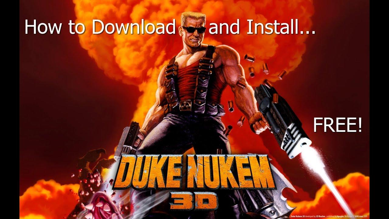 duke nukem free download for windows 7