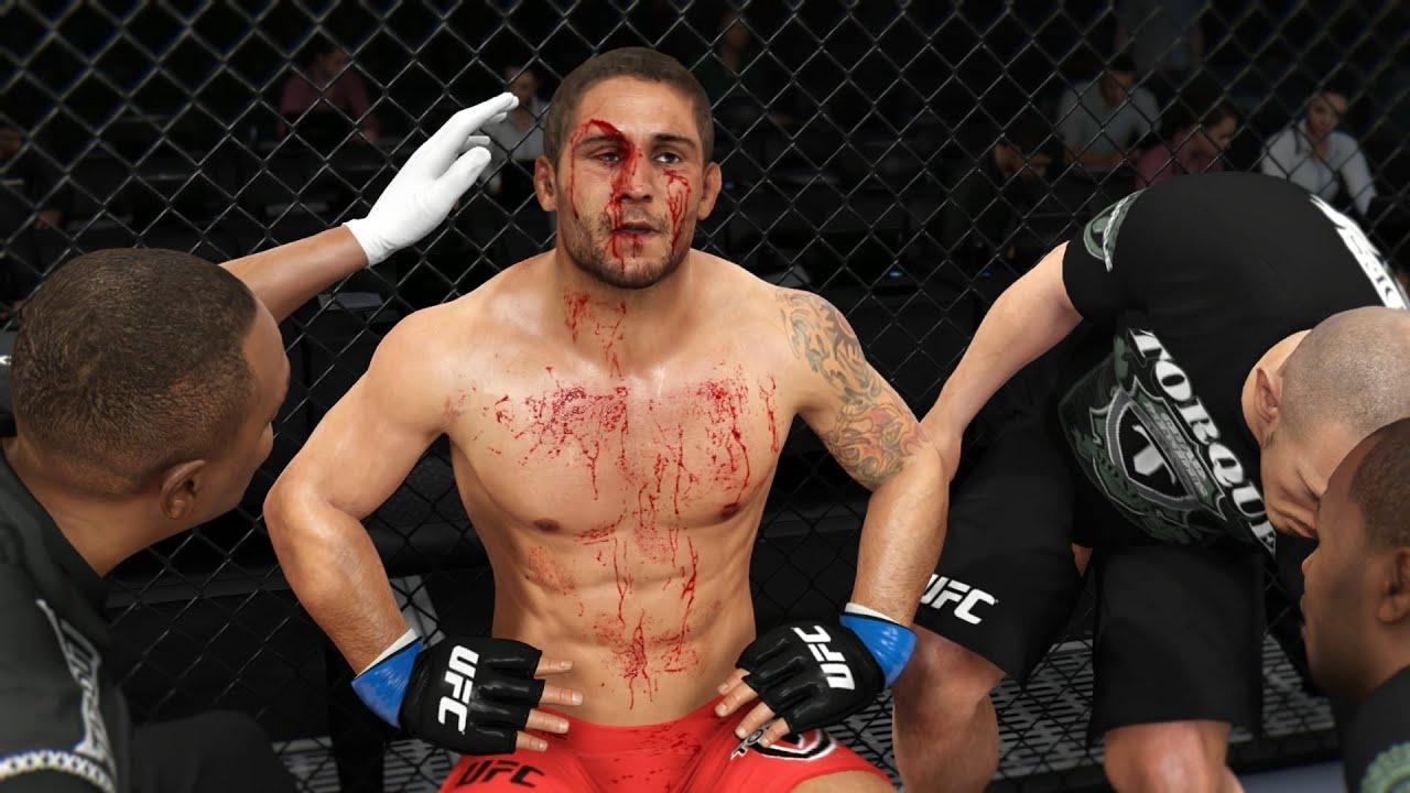 ᴴᴰ Ricardo Lamas vs. Chad Mendes Knockout / EA SPORTS™ UFC ...