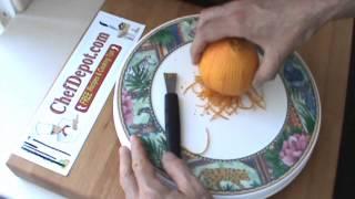 orange zester