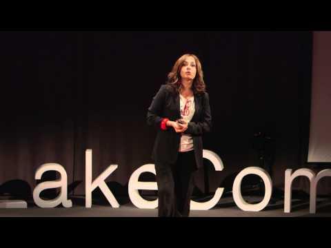 Without asking permission: Lorella Zanardo at TEDxLakeComo