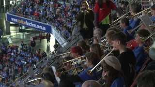 QMF 2013 - Guinness World Records World's Biggest Orchestra Challenge, Suncorp Stadium, Brisbane