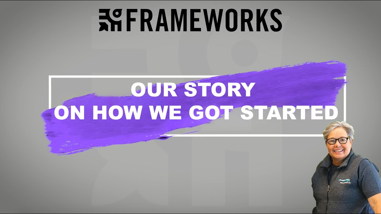 custom framing miami the story of frameworks