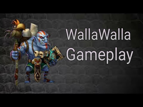 WallaWalla Gameplay I Castle Clash