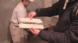 Производство искусственного камня в домашних условиях!(, 2016-11-26T19:51:06.000Z)
