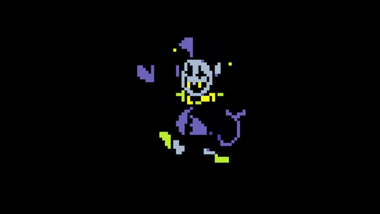 10 Hours of THE WORLD REVOLVING [Jevil's Theme] Deltarune