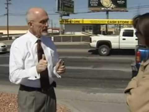 El Paso Police VS bystander 2