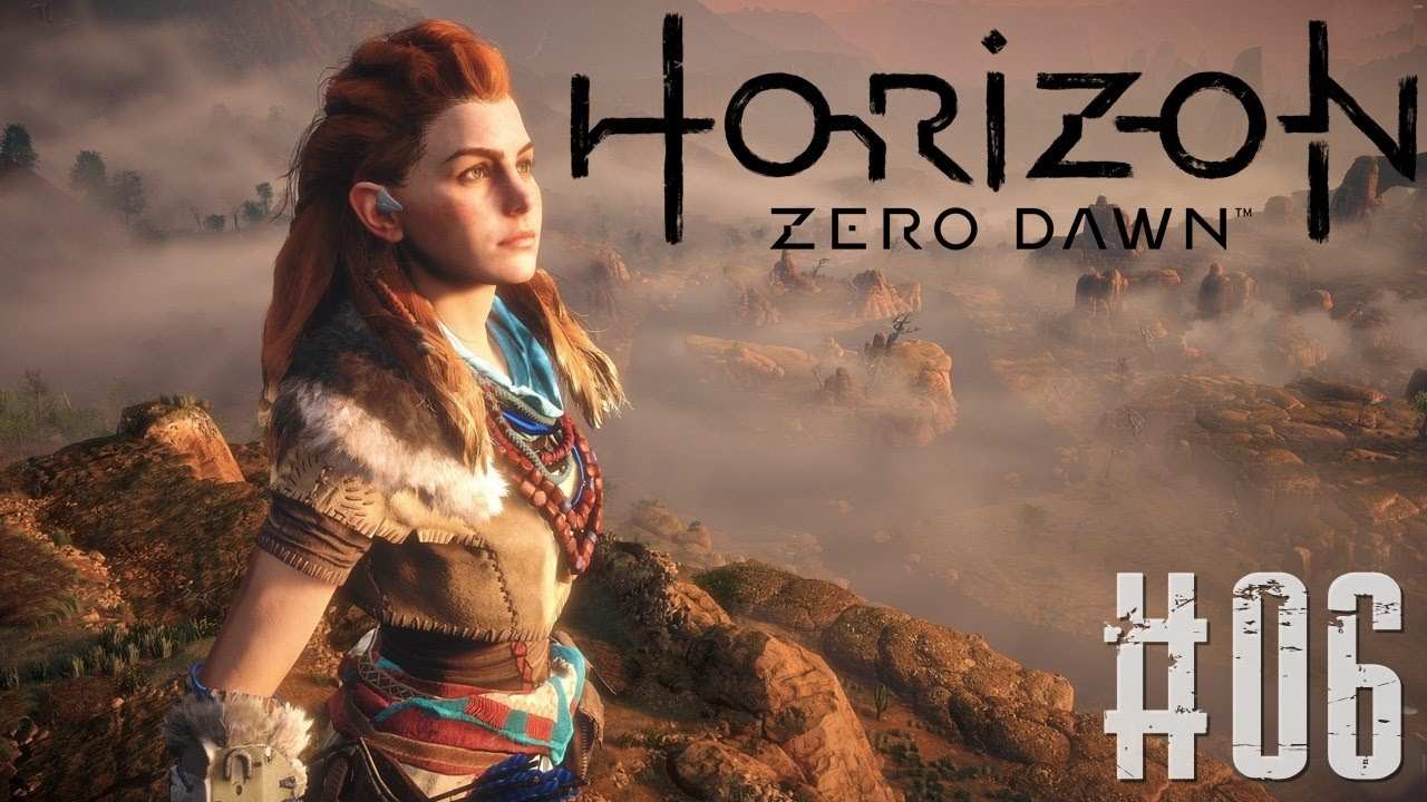 Horizon Zero Dawn Speer