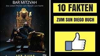Sun Diego YELLOW BAR MITZVAH  10 FAKTEN zum BUCH von SUNNY YELLOW BAR MITZVAH