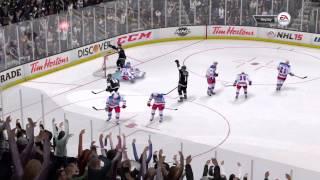 EA Sports NHL 15 Xbox 360 gameplay 720p HD
