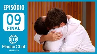 FINAL MASTERCHEF JUNIOR BRASIL | EP 9 | TEMP 01