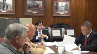 Jackson County Commission Work Session 11-17-14