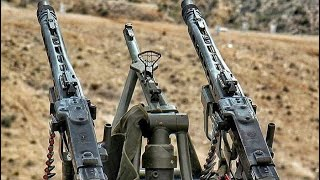 MG3 GECE ATIŞI (İZLİ MERMİ) MACHINE GUN