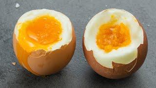 Ужас, я всю жизнь готовила яйца неправильно! Вот как всегда идеально готовить яйца