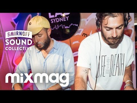 BAG RAIDERS Tropical House In The Lab SYD