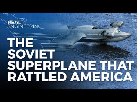 The Soviet Superplane