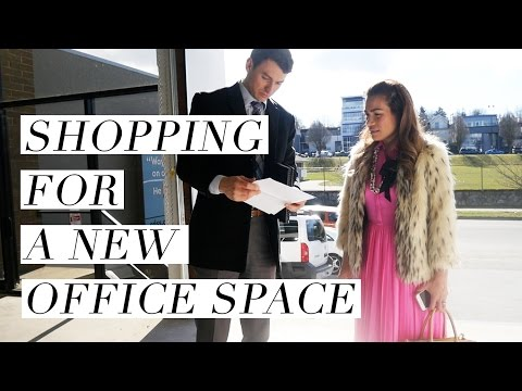 Shopping For A New Office Space