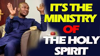 THE MINISTRY OF THE HOLY SPIRIT-APOSTLE JOSHUA SELMAN NIMMAK