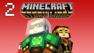 Minecraft: Story Mode Ep.2 [NL] Ep.2 (Ellegaard!)(Minecraft: Story Mode | Episode 2-2 | Afspeellijst: https://www.youtube.com/watch?v=n-gM0FfFaOc&list=PLFLcw5q67Ug1Eialw8qwdD4B6XWz2RoHW ..., 2015-10-31T15:01:44.000Z)