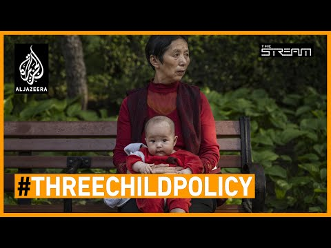 China's three-child policy: Too little too late?   The Stream