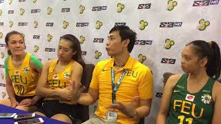 George Pascua and Ramil de Jesus reminisce about the state of volleyball in the past