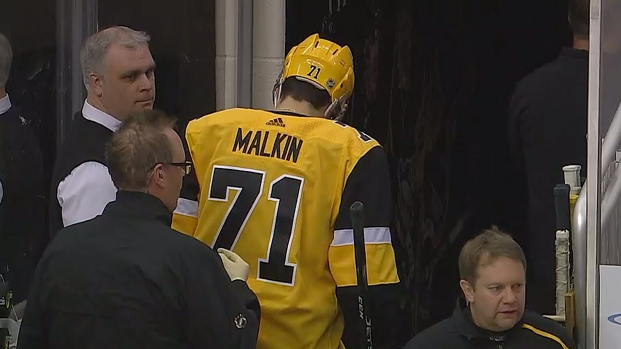 Evgeni Malkin Injury, Crosby Fights, Rangers Trade Namestnikov, Canucks New Captain