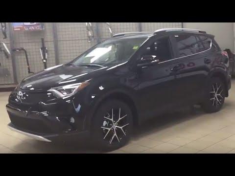 2016 Toyota Rav4 Se Awd Review