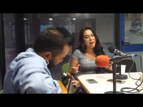 Lya - Ser Feliz (Directo Radio Unión Cataluña)