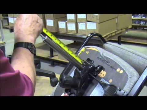 how to measure a chair gas cylinder for replacement install remove