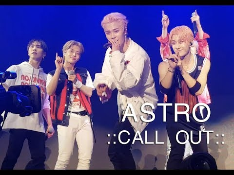 181223 The 2nd ASTROAD ::외친다 - Call out::