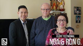 Nga & Ron | Client Testimonial | Alex Nguyen Real Estate
