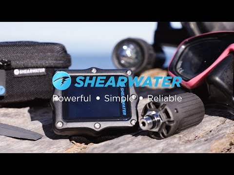 Shearwater PERDIX AI - Recreational and technical scuba diving computer