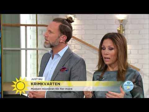 U-båtsmordet: Madsen kan ha mördat fler! - Nyhetsmorgon (TV4)