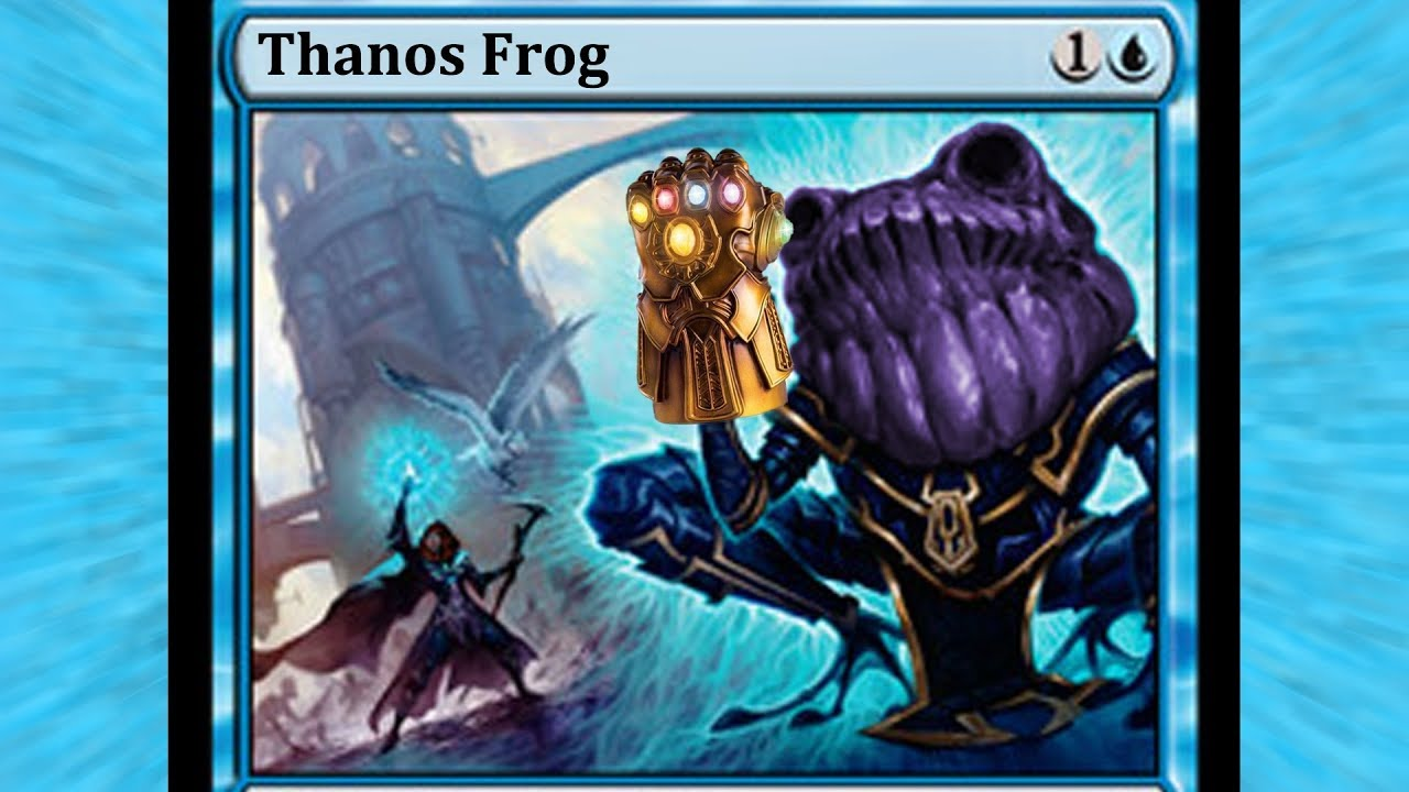 War of the Spark Spoilers - Part 10 - Attack of the Thanos Frog