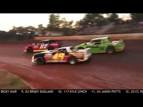 Sumter Speedway Recap 8/25/2018
