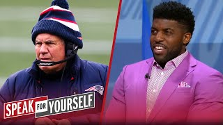 Bill Belichick has enormous pressure to nail this draft — Acho | NFL | SPEAK FOR YOURSELF