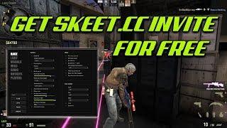 GET SKEET.CC (GAMESENSE) INVITE FOR FREE (INVITE CODE DROPS!) SKEET INVITE WAVE 2019!