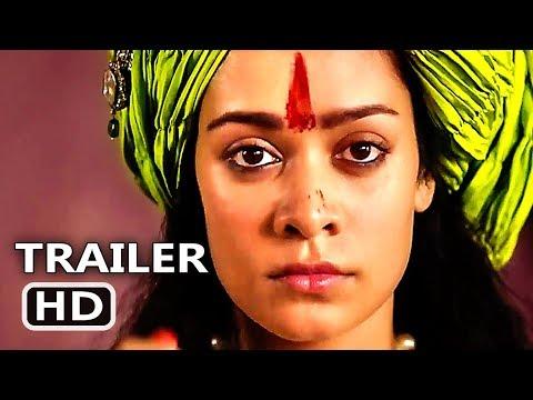 THE WARRIOR QUEEN OF JHANSI Trailer (2019) Drama Movie