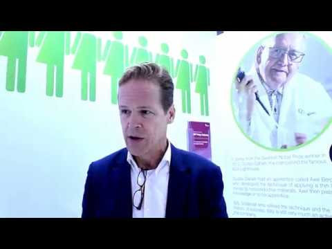 The Innovation Pavilion by Sweden - A Global Pharma Consulting initiative
