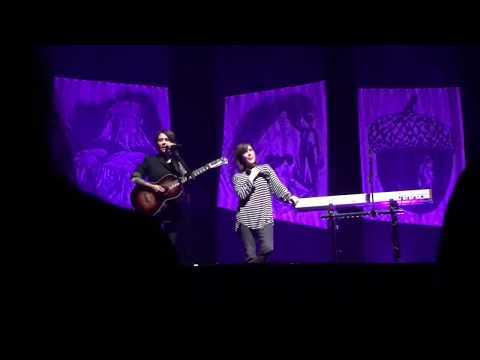 Tegan and Sara @ The Theatre at Ace Hotel, Los Angeles, CA. 10/23/17